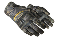 ★ Moto Gloves   Eclipse (Battle-Scarred)