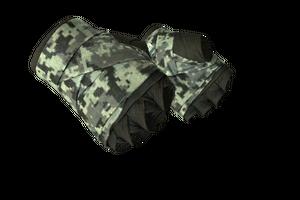 Hand Wraps Spruce Ddpat Minimal Wear