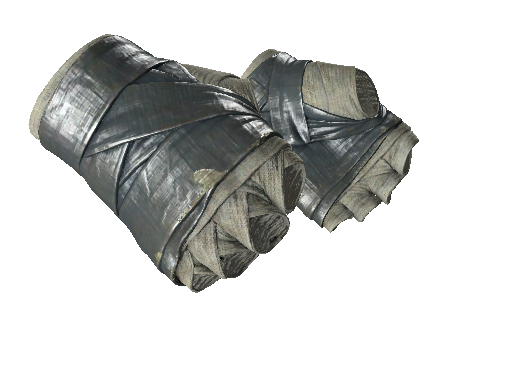 ★ Hand Wraps | Duct Tape (Battle-Scarred)
