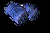 ★ Hand Wraps | Cobalt Skulls (Battle-Scarred)