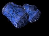 ★ Hand Wraps | Cobalt Skulls (Field-Tested)