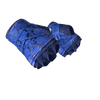 ★ Hand Wraps | Cobalt Skulls <br>(Field-Tested)