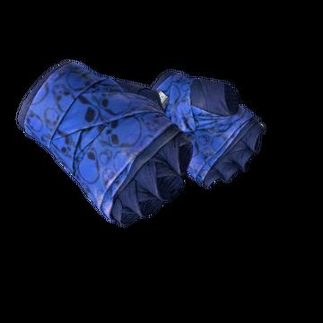 Cobalt Skulls