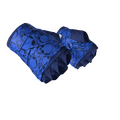 ★ Hand Wraps | Cobalt Skulls <br>(Minimal Wear)