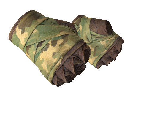 Clutch ★ Hand Wraps Arboreal