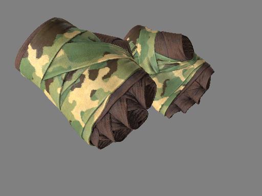 ★ Hand Wraps | Arboreal
