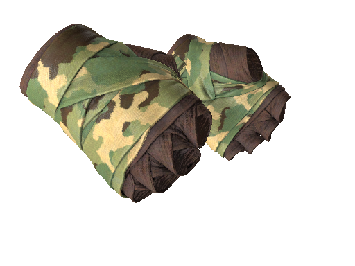 ★ Hand Wraps | Arboreal Factory New
