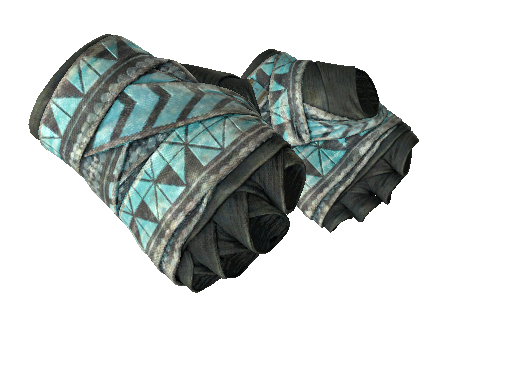 ★ Hand Wraps | Overprint