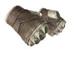 ★ Hand Wraps | Leather (Well-Worn)