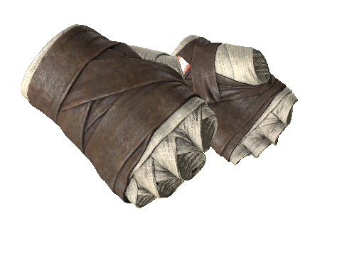★ Hand Wraps | Leather (Battle-Scarred)