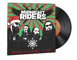Набор музыки | Midnight Riders — All I Want for Christmas