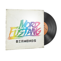 StatTrak™ Music Kit | Mord Fustang, Diamonds