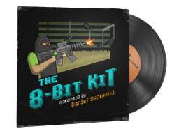 Набор музыки | Daniel Sadowski — The 8-Bit Kit