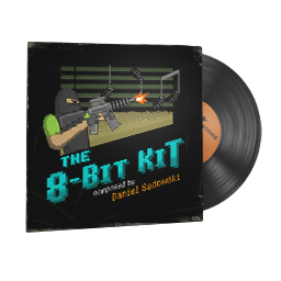 Music Kit | Daniel Sadowski, The 8-Bit Kit