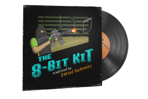 Stattrak Trade Music Kit Daniel Sadowski The 8 Bit Kit