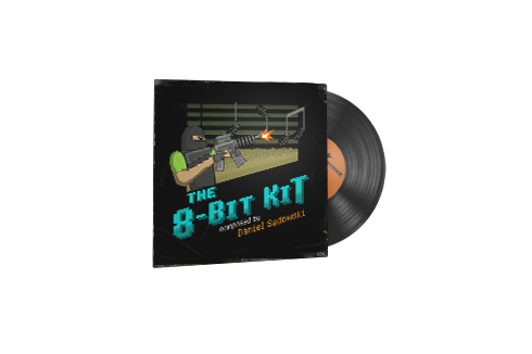 Music Kit | Daniel Sadowski, The 8-Bit Kit | LootMarket com