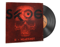 StatTrak™ Music Kit | Skog, II-Headshot