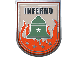 Inferno Pin |  ()