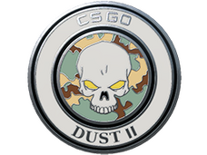 Skin Dust II Pin