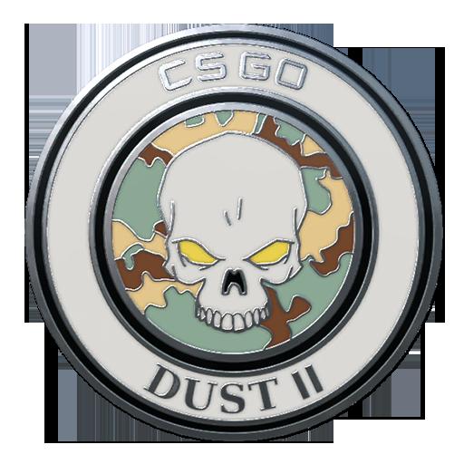 Dust II Pin