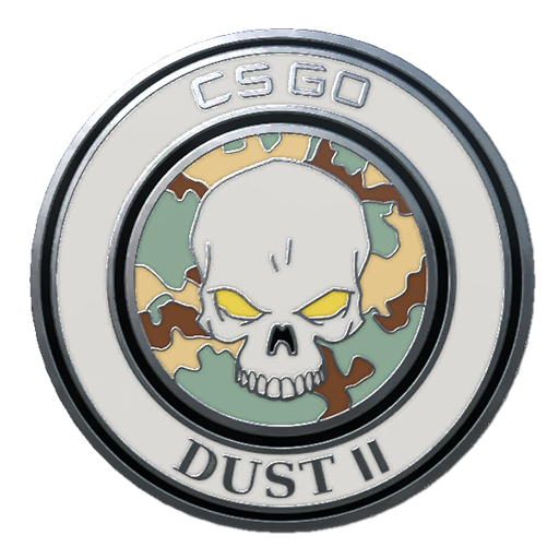 Dust II Pin