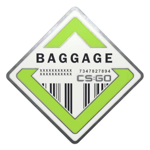 Значок: Baggage
