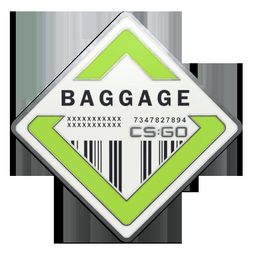 Значок: Baggage