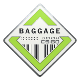 Baggage Pin