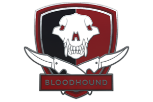 Bloodhound Pin