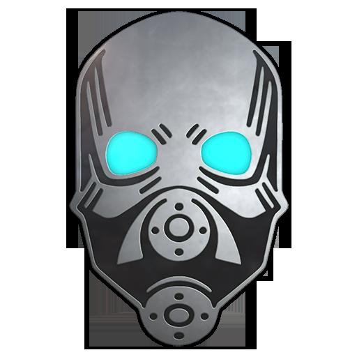 联合军头盔胸章