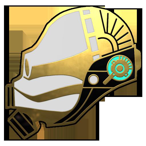 国民护卫队胸章
