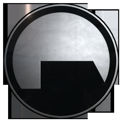 Black Mesa Pin