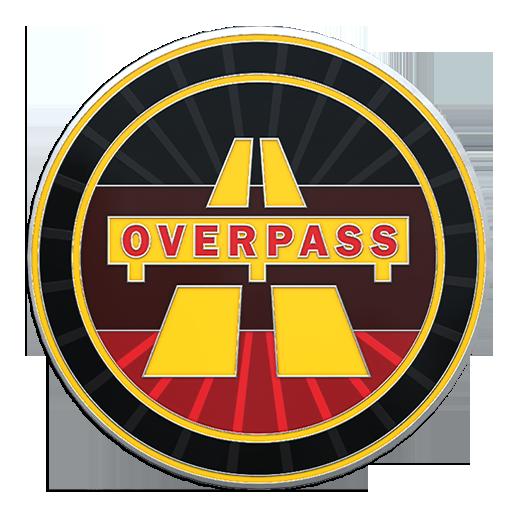 Значок: Overpass