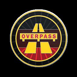 Overpass Pin