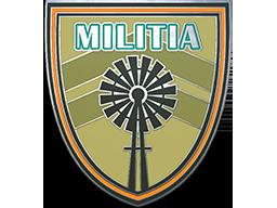 Значок: Militia