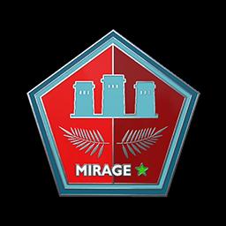 Mirage Pin