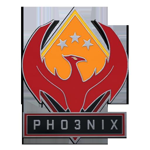 Значок: Феникс