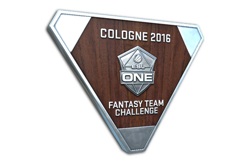 Silver Cologne 2016 Fantasy Trophy Prices