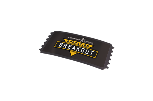 Operation Breakout All Access Pass Prices