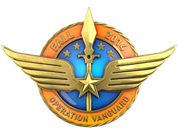 Gold Operation Vanguard Coin