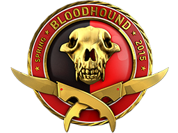 Gold Operation Bloodhound Coin