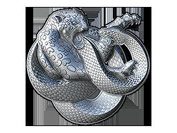 Silver Operation Broken Fang Coin