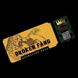 Operation Broken Fang Premium Pass