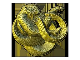 Gold Operation Broken Fang Coin