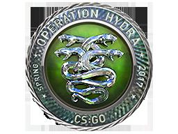 Diamond Operation Hydra Coin