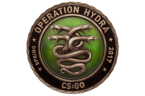 Operation Hydra Challenge Coin Prices