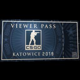 Katowice 2019 Viewer Pass