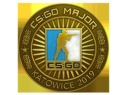 Katowice 2019 Gold Coin