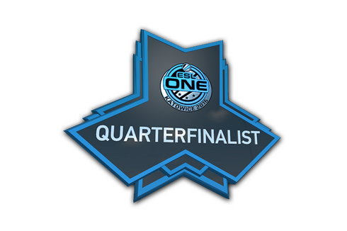 Quarterfinalist at ESL One Katowice 2015 Prices