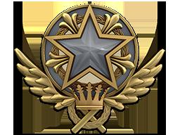 2021 Service Medal